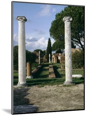 Ostia-Werner Forman-Mounted Giclee Print