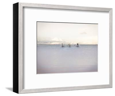 Running free-Valda Bailey-Framed Photographic Print