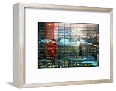 Hancock Tower-Mary Woodman-Framed Photographic Print