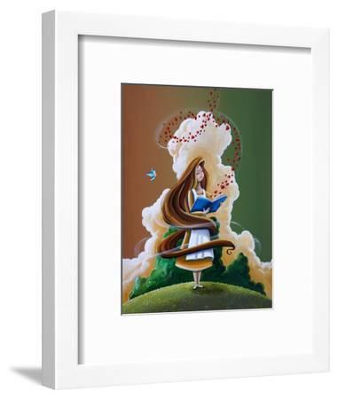 A New Song-Cindy Thornton-Framed Art Print