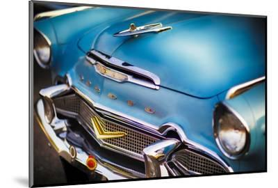 Ready for a Saturday Mnight Cruise in My Desoto-George Oze-Mounted Photographic Print