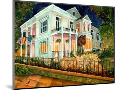The Elms Mansion in New Orleans-Diane Millsap-Mounted Art Print
