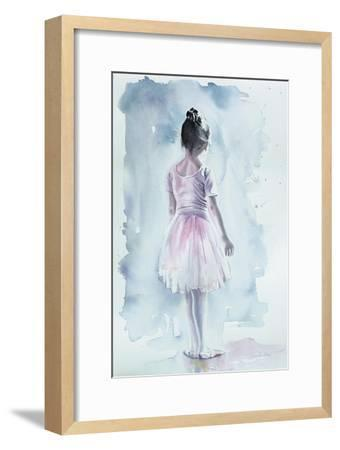 Time to go on-Aimee Del Valle-Framed Art Print