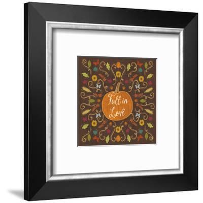 Autumn Otomi VI-Veronique Charron-Framed Art Print