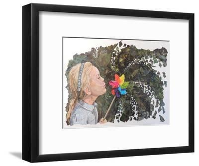 Spin-Kirstie Adamson-Framed Giclee Print