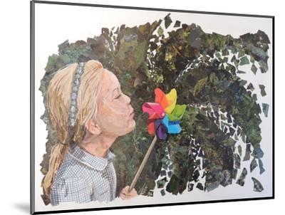 Spin-Kirstie Adamson-Mounted Giclee Print