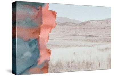 Desert Ink 3-THE Studio-Stretched Canvas Print