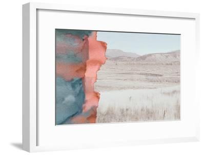 Desert Ink 3-THE Studio-Framed Giclee Print