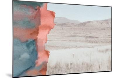 Desert Ink 3-THE Studio-Mounted Giclee Print