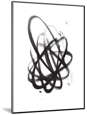 Cycles 001-Jaime Derringer-Mounted Giclee Print