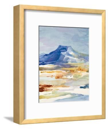 Abiquiu Butte-Lanie Loreth-Framed Art Print