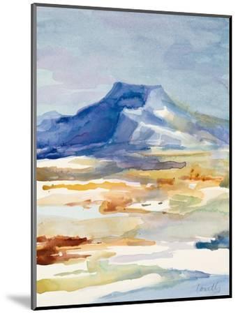 Abiquiu Butte-Lanie Loreth-Mounted Art Print
