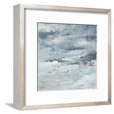 Sea Meets Storm II-Lanie Loreth-Framed Art Print