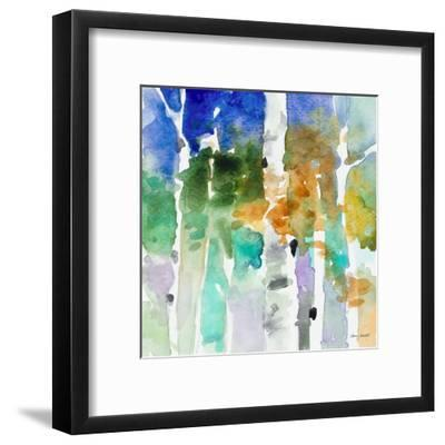 Up to the Northern Skies I-Lanie Loreth-Framed Art Print