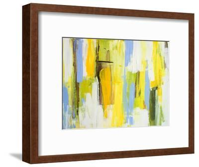 Garden Abstract II-Lanie Loreth-Framed Art Print