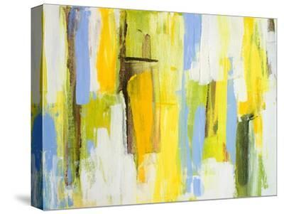 Garden Abstract II-Lanie Loreth-Stretched Canvas Print