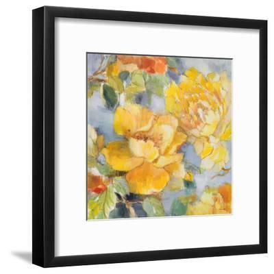 Modern Peonies II-Lanie Loreth-Framed Art Print