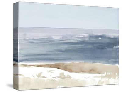Soft Coastlines II-Lanie Loreth-Stretched Canvas Print