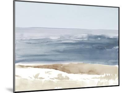 Soft Coastlines II-Lanie Loreth-Mounted Art Print