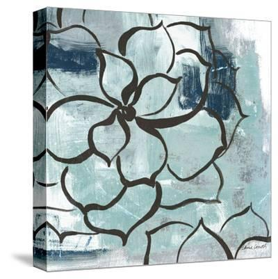 Cool Vision Floral I-Lanie Loreth-Stretched Canvas Print