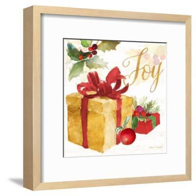 Presents and Notes III-Lanie Loreth-Framed Art Print