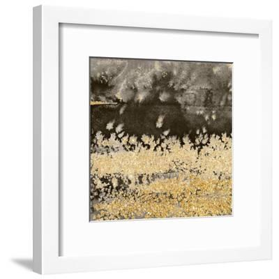 Gold Winds Square I-Lanie Loreth-Framed Art Print