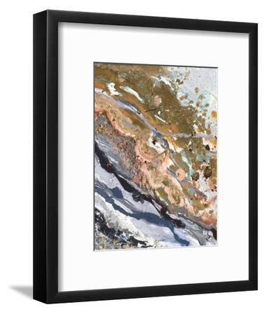 Turbulence Rectangle II-Patricia Pinto-Framed Art Print
