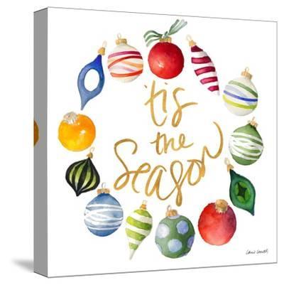 The Ornament Season I-Lanie Loreth-Stretched Canvas Print