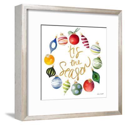 The Ornament Season I-Lanie Loreth-Framed Art Print