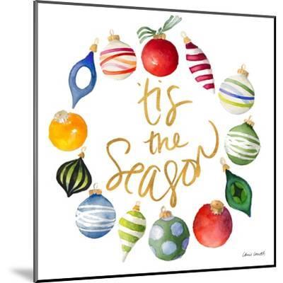 The Ornament Season I-Lanie Loreth-Mounted Art Print