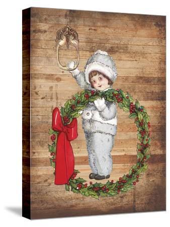 Christmas Joys-Sheldon Lewis-Stretched Canvas Print