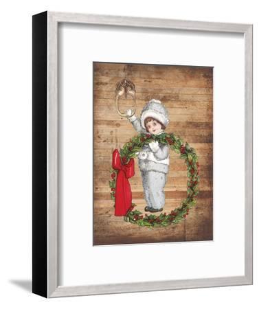 Christmas Joys-Sheldon Lewis-Framed Art Print