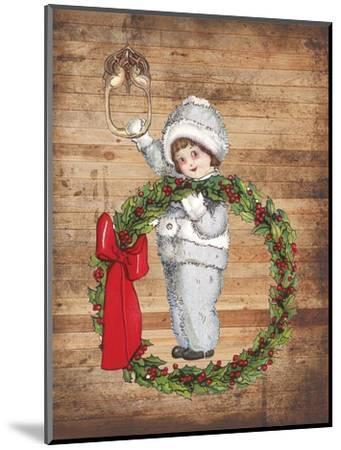 Christmas Joys-Sheldon Lewis-Mounted Art Print