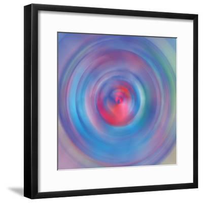 Lightbulb,2017-Alex Caminker-Framed Giclee Print