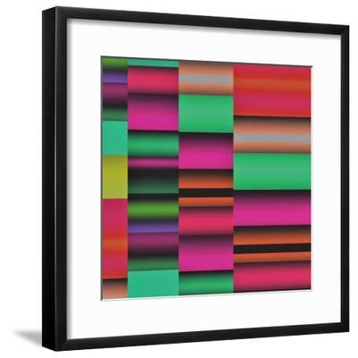 song of the evening,2017-Alex Caminker-Framed Giclee Print