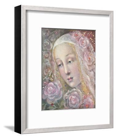 Kisses of the Wind, 2015-Annael Anelia Pavlova-Framed Giclee Print