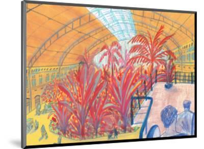 Madrid Atocha-Sol Jeong-Mounted Giclee Print