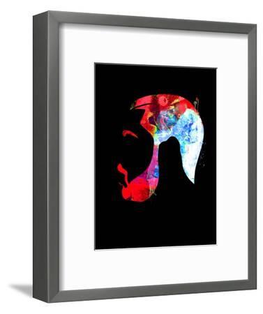 Drake Watercolor-Lana Feldman-Framed Art Print