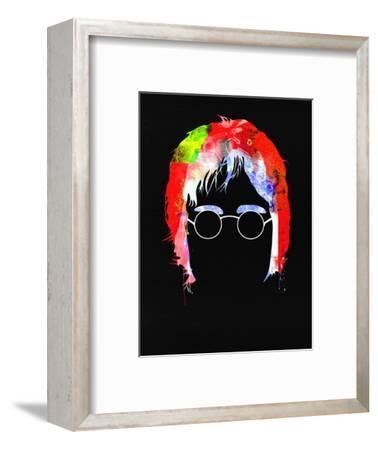 John Watercolor II-Lana Feldman-Framed Art Print