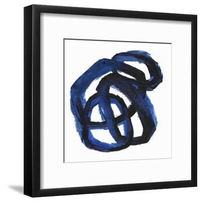 Eternal Indigo III-PI Studio-Framed Art Print