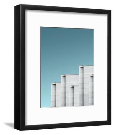 Architecture 2-Design Fabrikken-Framed Photographic Print