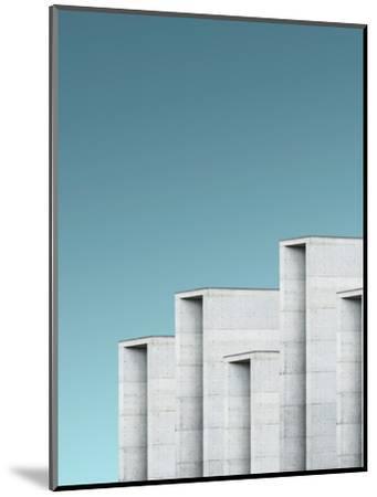Architecture 2-Design Fabrikken-Mounted Photographic Print