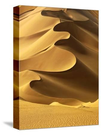 In the Dunes 2-Design Fabrikken-Stretched Canvas Print