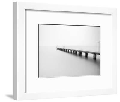 Nowhere-Design Fabrikken-Framed Photographic Print