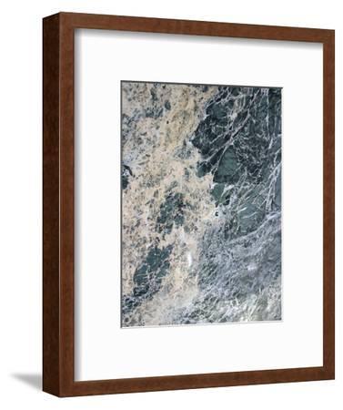 Marble 2-Design Fabrikken-Framed Photographic Print