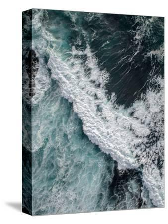 From Above 9-Design Fabrikken-Stretched Canvas Print
