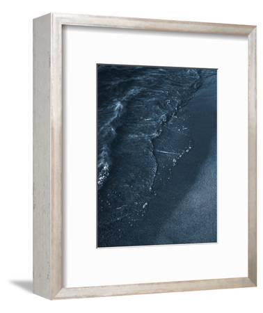 Blue Beach-Design Fabrikken-Framed Photographic Print