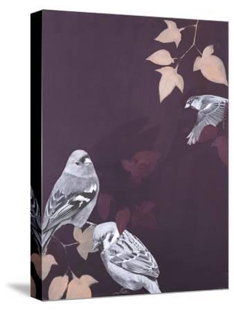 Bird 1-Design Fabrikken-Stretched Canvas Print