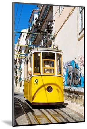 Welcome to Portugal Collection - Lisbon Tramway-Philippe Hugonnard-Mounted Photographic Print
