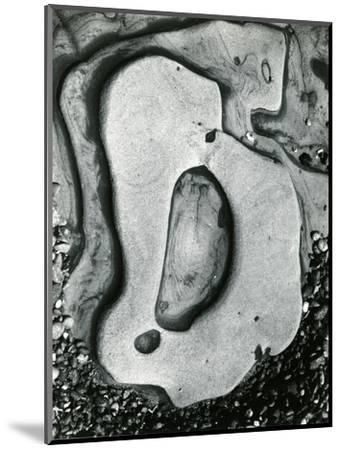 Rock and Pebbles, California, 1959-Brett Weston-Mounted Photographic Print